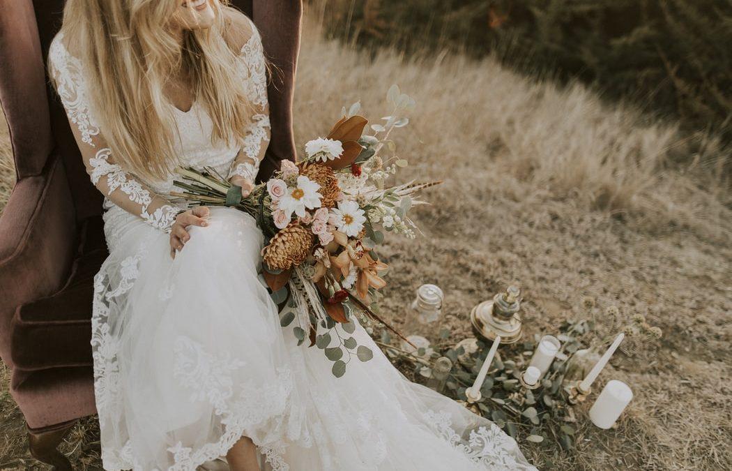 Mariage inspiration champêtre