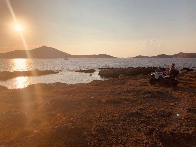 Mariage dans les Cyclades
